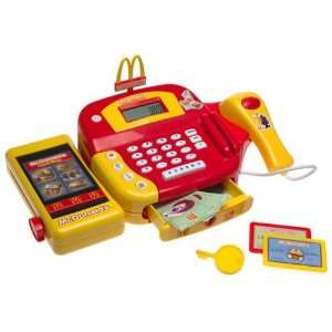 McDonalds Cash Register Toys & Games