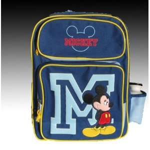 Disney Mickey Mouse Club M School Backpack Large Toys