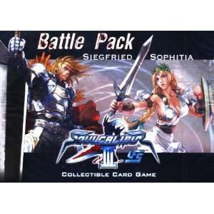 Universal Fighting System (UFS) Card Game Soul Calibur III