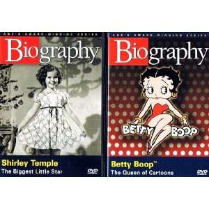 100 min) ~ Betty Boop: The Queen of Cartoons (50 min): A&E Television