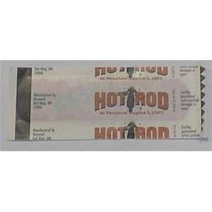 HOT ROD PROMOTIONAL BAND AID