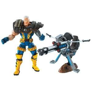 Marvel Legends Series 6 Action Figure Cable Toys & Games