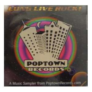 Long Live Rock! Poptown Records Sampler Various Artists