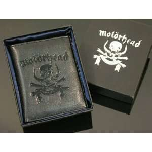 Motorhead Bifold Wallet BRAND NEW High quality artificial leather GIFT