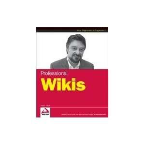Professional Wikis [PB,2007]: Books
