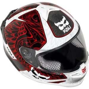 Kali Monuments Naza Carbon Street Racing Motorcycle Helmet