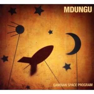 Gambian Space Program: Mdungu: Music
