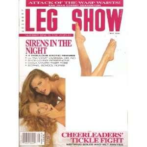 LEG SHOW MAY 1996: LEG SHOW MAGAZINE: Books