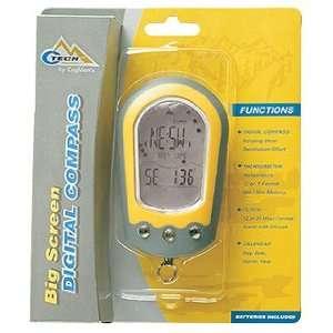 Big Screen Digital Compass (Electronics & Instruments
