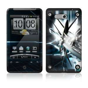 HTC Aria Skin   Abstract Tech City