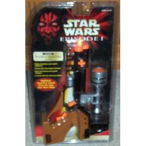 Star Wars Episode I Electronic Naboo Defense Game Toys & Games