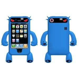 Blue Robot Robotector Character Silicone Skin for the