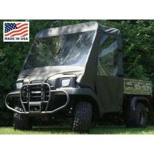 GCL UTV Kawasaki Mule 3000/3010 Full Cab Enclosure with