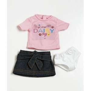 Girl Scout Daisy Tshirt/Skirtset/Underwear Toys & Games