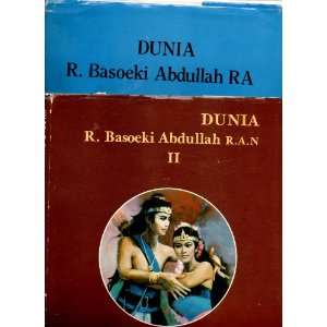 Two Volumes): R. Basoeki Abdullah Ra, Nataya Basoeki Abdullah: Books