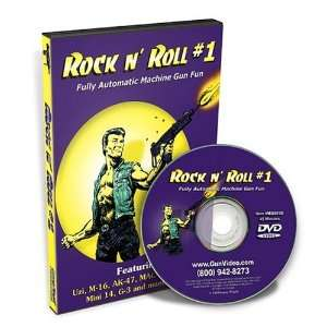 Rock n Roll #1 Machine Gun Fun Lenny Magill Movies & TV