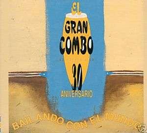 EL GRAN COMBO/30 ANIVERSARIO 2 CDS SET 764987209121