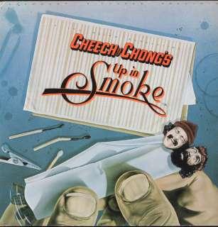 Cheech & Chong Up In Smoke LP VG++ Canada WB