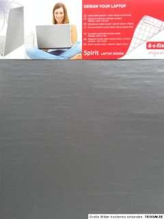 fix Spirit Leder Design Laptop Folie Sticker Aufkleber Tatoo Cover