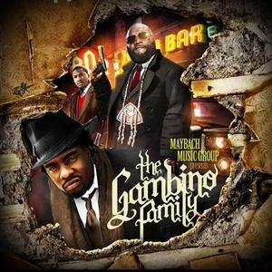 Rick Ross Meek Mill Wale & Pill   The Gambino Family   MMG Rap Mixtape
