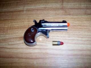 Nichols Shootin Shell Derringer Cap Gun TOY Ammo