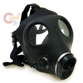 Israeli Military Civilian Gas Mask   Rubber GASMASK