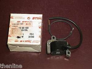 NEW STIHL Chainsaw OEM Electronic Ignition Coil Ign Module 066 064