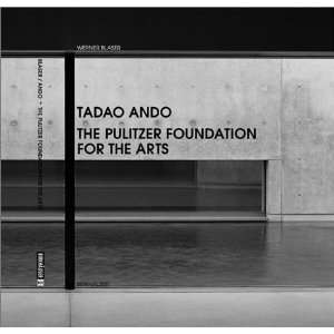Tadao Ando   The Pulitzer Foundation for the Arts