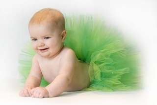 Lady Luck St. Patricks Day Green Tutu Baby Infant Toddler