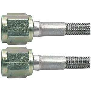3AN Hose  4AN Straight End to  4AN Straight End Brake Line Automotive