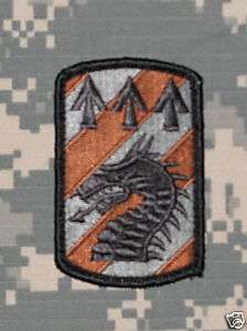 US Army ACU Unit Patch 3rd Sustainment Brigade