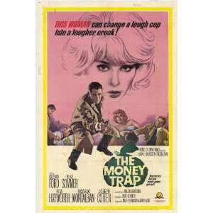 The Money Trap Movie Poster (11 x 17 Inches   28cm x 44cm) (1965