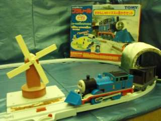 Tomy Tomica Trackmaster, Thomas Snowy Day train Set VGC