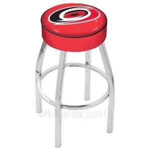 Carolina Hurricanes NHL Hockey L8C1 Bar Stool