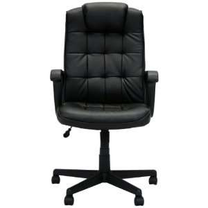 Furinno WA 7068 Hidup Boss High Back Leather Executive Office Chair