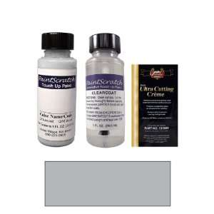 Oz. Bright Silver Metallic Paint Bottle Kit for 1991 Saturn SL1 (13
