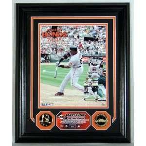 Barry Bonds San Francisco Giants 714th Home Run Photo Mint