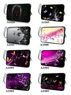 10 10.1 10.2 Laptop Sleeve Netbook Bag Case Cover