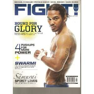 Fight! Magazine (Mixed Martial Arts Life) Various Books