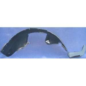 96 99 SATURN SL1 sl 1 FRONT SPLASH SHIELD RH (PASSENGER SIDE), FENDER