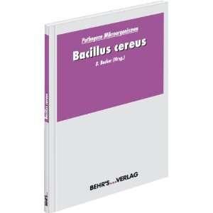 Bacillus cereus (9783899471892): Moritz Neumann: Books