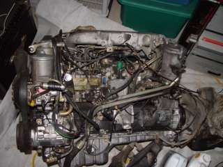 Up for sale Turbo Diesel injector,removed from 1987 Mercedes Benz W124