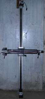 NEW 2 Axis linear slide rail assembly 92 x 40