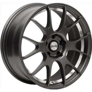 18x8 Axis Xaust (Matte Gunmetal) Wheels/Rims 5x114.3 (XAUST8805H40MGP)