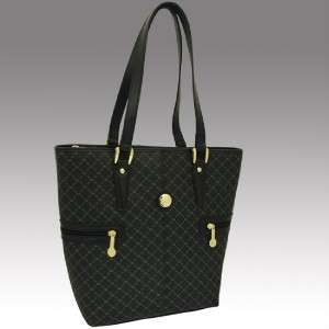 RIONI Bag Signature (black) Tall Tote Shopper STB 20002