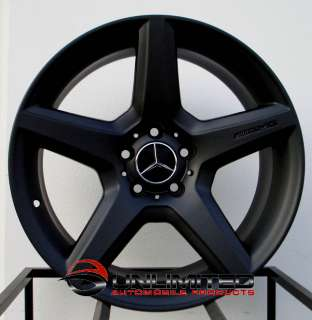 18 AMG Wheels Rims Fit Mercedes CL320 CL350 CL500