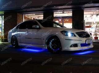 RGB 90pcs LED Underbody Under Car Lights Kit + Remote Control