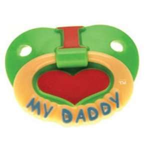 Billy Bob I Love My Daddy Pacifier Toys & Games