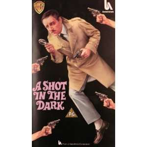 A Shot in the Dark [VHS]: Peter Sellers, Elke Sommer