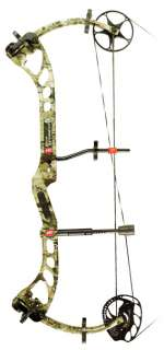 PSE ARCHERY NEW 2011 BOW MADNESS XS CAMO 60LB PACKAGE CLOSE OUT 29%